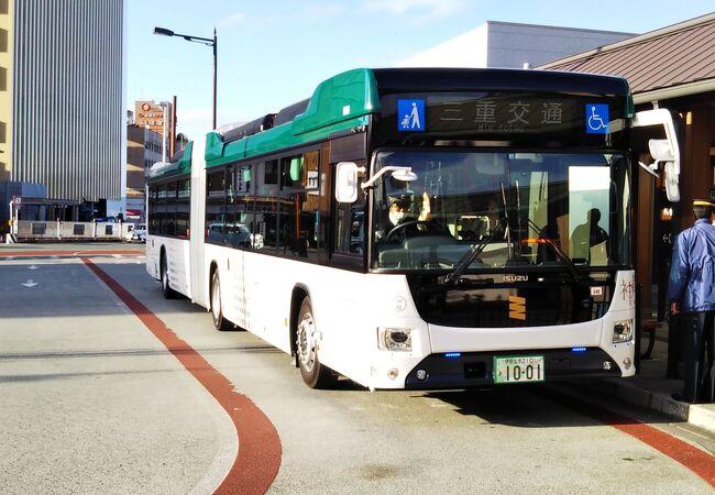 バス 三重 時刻 表 交通