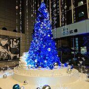オアゾのクリスマス