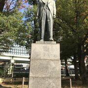 「大阪の父」と呼ばれた第七代大阪市長