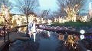 ハーブ庭園旅日記 クリスマスイルミネーション