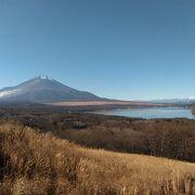 富士山&南アルプスが綺麗でした。