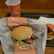 那覇の定番ハンバーガー