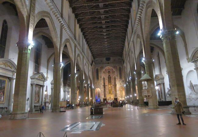 サンタ クローチェ教会教会付属美術館