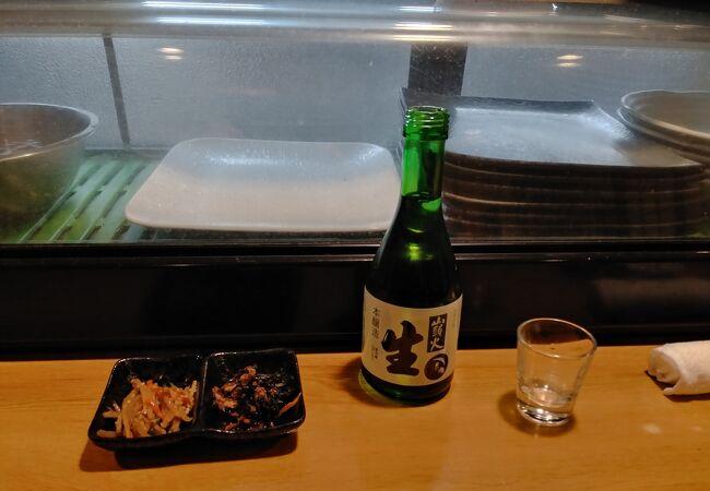 湯田温泉の人気居酒屋の一つ。