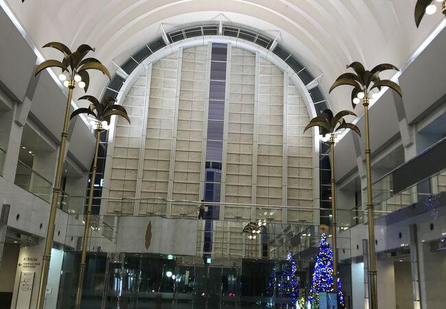 海浜幕張駅前のツインタワー