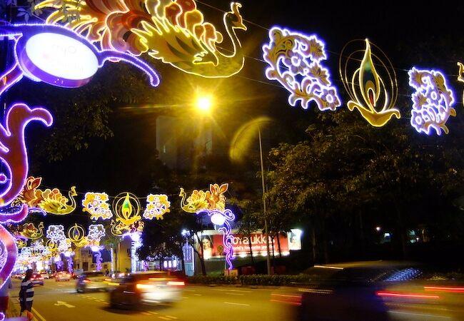 インドの新年ディーパバリ(ディワリ)
