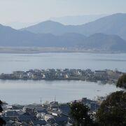 琵琶湖と勘違い