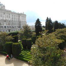 サバティーニ庭園