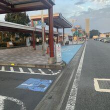 上里サービスエリア (下り)