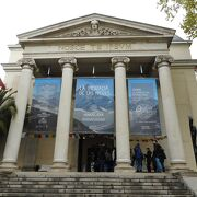 人類学博物館なので展示内容の好みは分かれそうです