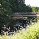 金山橋と板井手の滝
