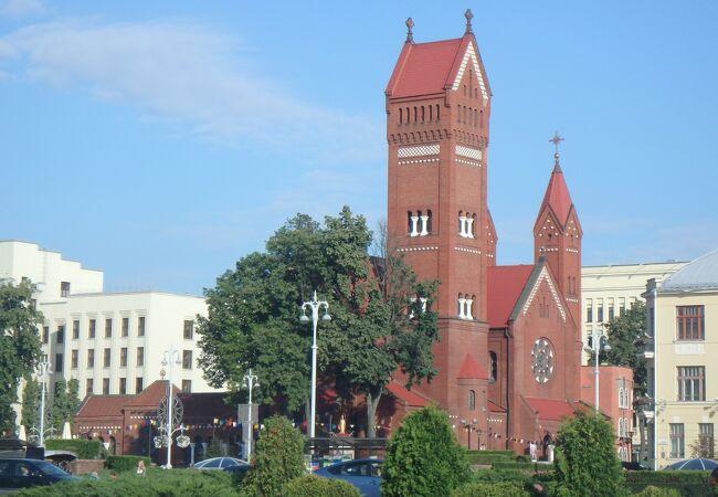 1910年に建てられたレンガ造りの建物