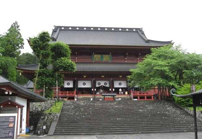 日光山輪王寺 三仏堂 クチコミ・アクセス・営業時間 日光【フォー ...