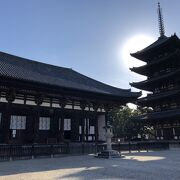 歴史的価値のある仏像やお堂がいっぱい