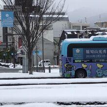 路線バス 舞鶴福知山地区 (京都交通)