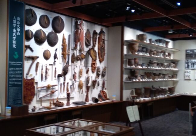 南山大学人類学博物館