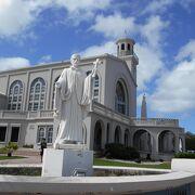 白亜の美しい教会☆
