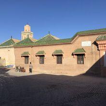 ベン ユーセフ モスク