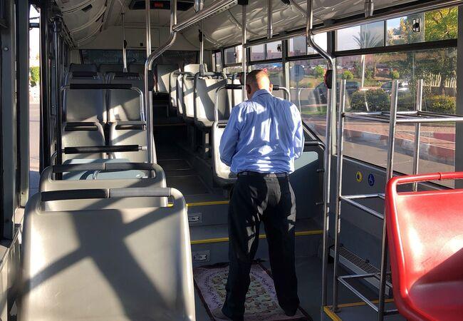 エアポートバス 19番