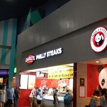 Charley's Steakery (GPOフードコート店)