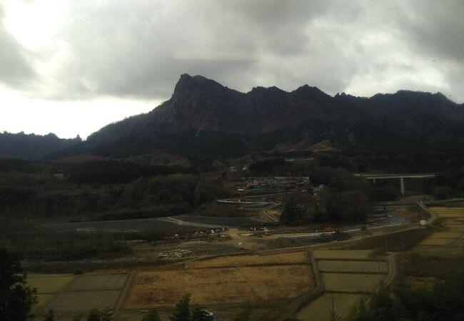 妙義山(群馬県富岡市)