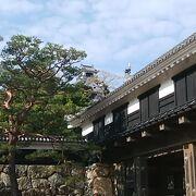 1749年建造の天守