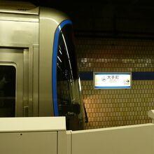 都営三田線自社車両です