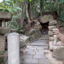 芦屋神社(古墳)