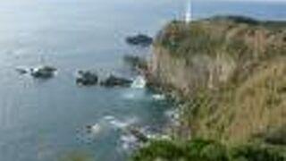 四国最南端に建つ灯台