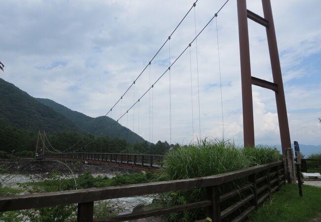 こまくさ橋