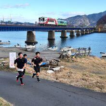 第34閉伊川鉄橋