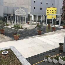 京都駅ビル 東広場