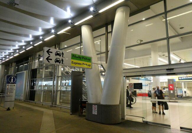 ヴァージンオーストラリア航空(VA)国内線はターミナル2です