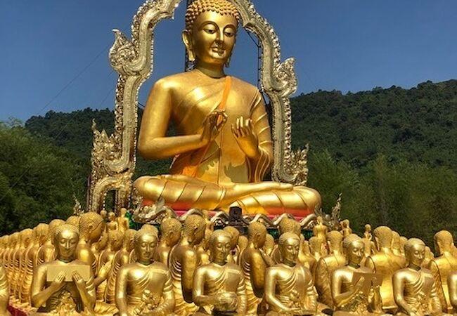 マーガ プージャ仏教徒記念公園