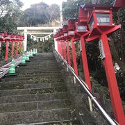 遠見岬(とみさき)神社