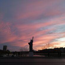 自由の女神像 (パリ)