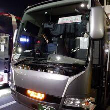 高速路線バス (泉観光バス)