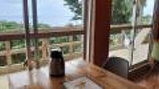 眺めの良いおしゃれなカフェ