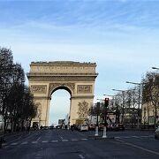 凱旋門 パリ