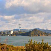 美しい吊り橋
