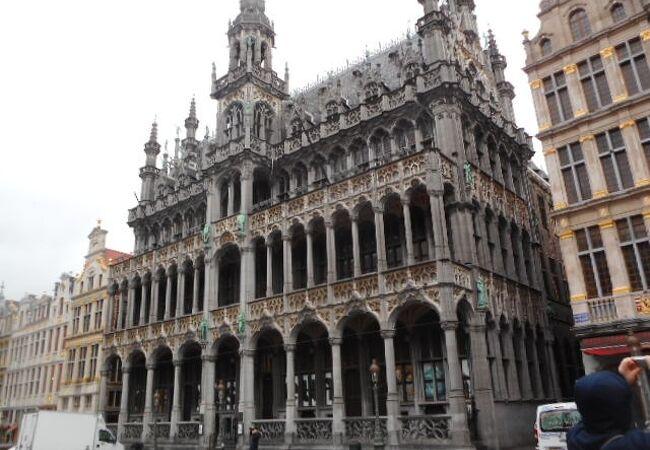 王の家(ブリュッセル市立博物館)