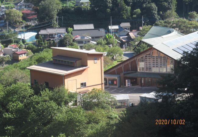 吉田元気村 キャンプ場