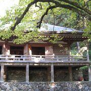 室生寺随一の見所