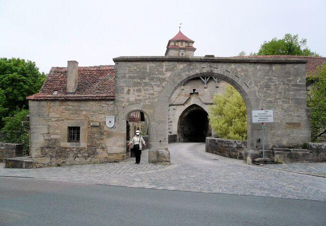 シュピタール門