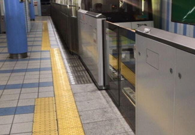 京橋駅→大正駅