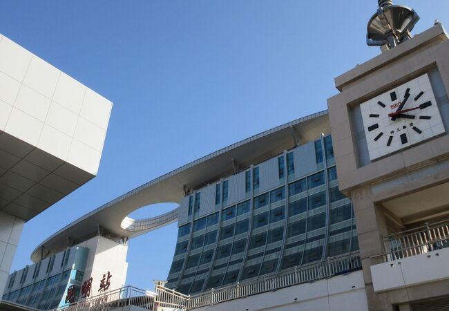 昆明鉄道駅