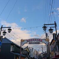 豊川稲荷界隈商店街