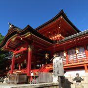 日本三大八幡宮の一つ。