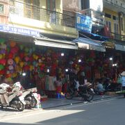 ベトナムらしい風景