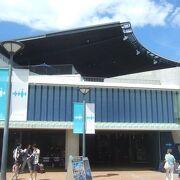 京都市では唯一の水族館です。